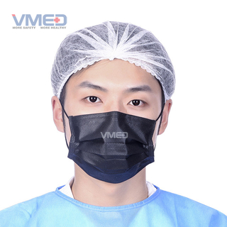 Non-woven Vent Smoke Isolation Protective Face Mask