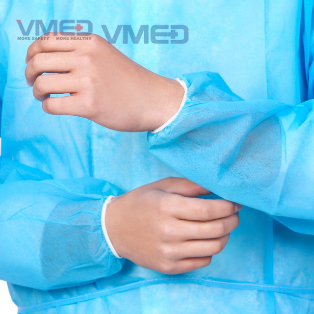 Disposable Waterproof SPP Surgical Gown