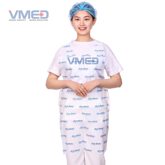 Disposable Printed PE Apron