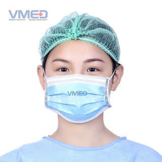 3-ply Comfortable Isolation Protective Mask