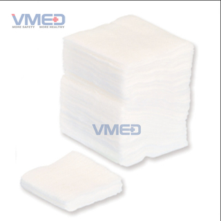 100% Cotton Gauze Swab