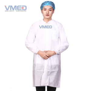 Disposable Chemical Protective SPP Lab Coat