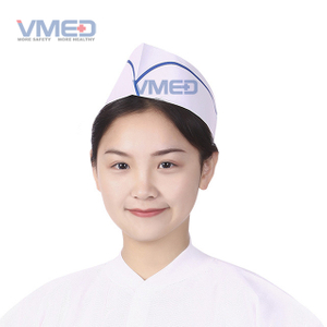 Disposable Protective Paper Chef Cap