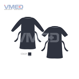 Disposable Non-sterile Patient Gown